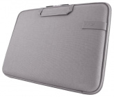 Сумка Cozistyle Smart Sleeve Canvas (CCNR1304) для MacBook 13'' (Neutral Grey)
