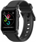 Ремешок Nomad Rugged Strap (NM1A41B000) для Apple Watch Series 2/3/4 42/44 mm (Black)