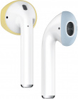Держатель Elago Secure Fit (EAP-PADSM-YEPBL) для наушников Apple AirPods (Yellow/Pastel Blue)