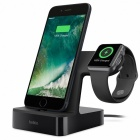 Док-станция Belkin PowerHouse Charge Dock (F8J200ttBLK) для Apple Watch/iPhone (Black)
