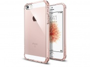 Чехол SGP Crystal Shell для iPhone 5/5s/SE (Rose Crystal)