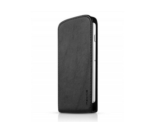 Чехол Itskins Milano Flap для iPhone 6/6s (Black)