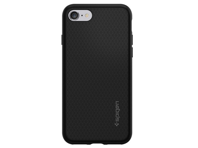 Чехол SGP Liquid  Armor для iPhone 7 (Black)