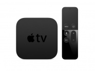 Мультимедийная ТВ приставка Apple TV 64 Гб