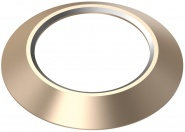 Ободок на камеру Baseus Metal Camera Ring ACAPIPH7-RI0V для iPhone 7/8 (Gold)
