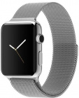 Ремешок COTEetCI W6 (WH5202-TS) для Apple Watch/Series 2/3/4 38/40mm (Silver)