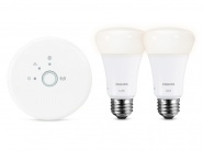 Умные лампы Philips Starter Pack Hue Lux Connected Bulb