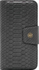 Чехол Marvelle N°301 для iPhone 6/6S/7/8 (Ash Grey Reptile)