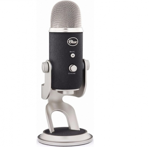 Конденсаторный микрофон Blue Microphones Yeti Pro Studio (Black)