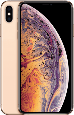 Смартфон Apple iPhone Xs Max 64Gb MT522RU/A (Gold)
