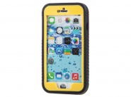 Чехол Waterproof Case для iPhone 6 Plus (Black/Yellow)