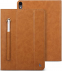 Чехол Jisoncase Mircofiber Leather Case (JS-PRO-45M20) для iPad Pro 11 (Braun)