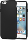 Чехол Spigen Liquid Crystal 035CS21532 для iPhone 6/6S (Matte Black)